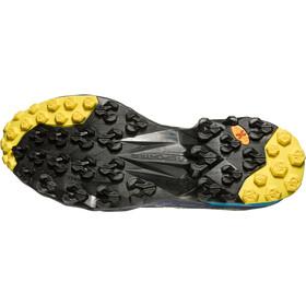La Sportiva Akyra Running Shoes Herren carbon/tropic blue